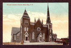 Glace Bay, St Anne, Cape Breton, Roman Catholic, Nova Scotia, East Coast, Barcelona Cathedral, Saints, Memories
