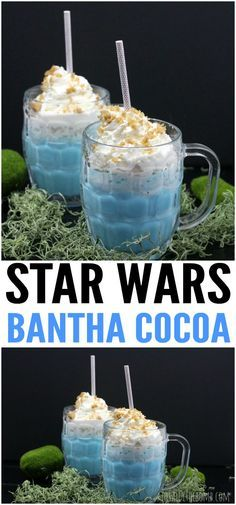 Star Wars Bantha Cocoa is the perfect treat to surprise your guests with at your next Star Wars watching party! Click now!