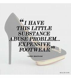 #CarrieBradshaw