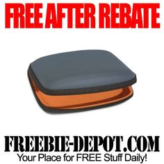 FREE AFTER REBATE - Hard Shell Case - exp 6/19/13