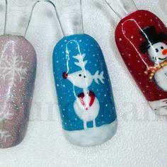 Winter is coming :) with special greetings to my Christmas pal Aga @solecka.agnieszka #nailart #nailsoftheday #instanail #christmasnails #snow #snowflakesnails #hybrydnails #hybrydanails #paznokcie #paznokciehybrydowe #hybrydymanicure #nails #nails2inspire #wzorniki #hobby #freetime #stylizacjapaznokci #dziendobry #piatek #hybrydy #pazurki