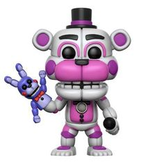 Funko pop. Funtime Freddy. FNAF