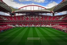 What about going to Luz Stadium (Estádio da Luz) watch a football match? If you're a fan, that's one of the best things to do in Lisbon.