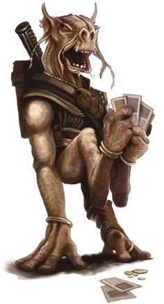 Dug from Star Wars. Really hoping we see more in Episodes 8 onwards.