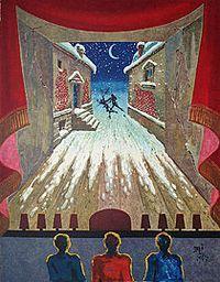 Salvador Dali, The Crime