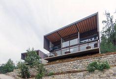 Galería de Casas Refugios del Arrayán / Espiral - 1