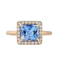 The Diverse Engagement Rings From Our Very Own Office via @WhoWhatWear