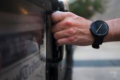 Moto 360 Smartwatch  IT'S NOT A GADGET, IT'S A WATCH