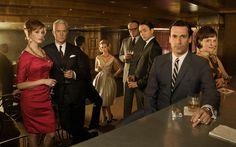 Mad Men, ¿qué hay detrás de unos genios publicistas de cuello y corbata, de grandes vestidos?