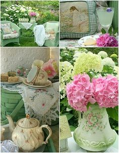 Tea Party by One
