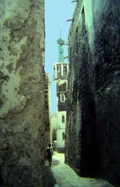 Mogadishu, (mosque) 1963