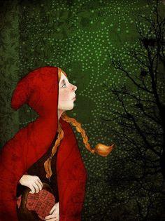 Caperucita Roja. Vero Navarro