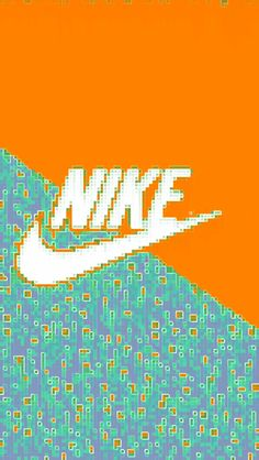 Glitch Wallpaper, Nike Wallpaper, Apple Watch Nike, Just Do It, Brain, Wallpapers, Movie Posters, Backgrounds, The Brain