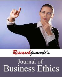Researchjournali's Journal Of Business Ethics Moral Dilemma, Organizational Behavior, Ethical Issues, Business Ethics, Resource Management, Information Technology, Research Paper, Morals, Human Resources