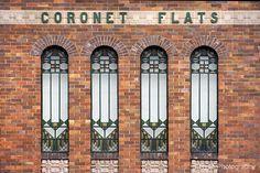 Art Deco & Modernism Architecture Australia: Coronet Art Deco Apartment - Brisbane