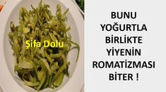 Bu ot içerdiği yüksek besin değerlerinden dolayı oldukça önemli bir bitkidir... Yogurt, Detox, Green Beans, Food And Drink, Vegetables, Health Fitness, Aspirin, Allah, Recipe