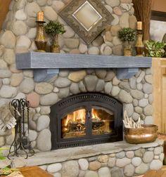820 Oak Driftwood Shelf Donny Osmond Home Heritage Series Wood Mantel Shelf, Rustic Fireplace Mantels, Fireplace Shelves, Wood Mantels, Home Fireplace, Oak Mantel, Decorative Fireplace, Cottage Fireplace, Simple Fireplace