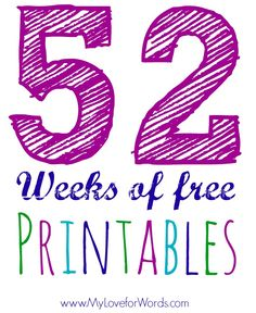 Freebie Friday: Weekly To Do List