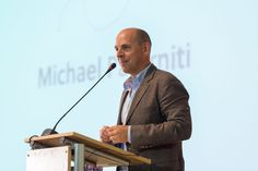 """Michael Paterniti's talk at """"The Power of Storytelling"""" conference"""