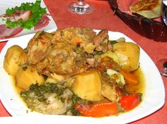 Uzbek food, Dimlama