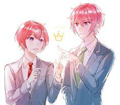 埋め込み Ensemble Stars, Anime Films, My King, Knight, Novels, Fan Art, Manga, Cute, Beautiful
