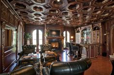 Extreme Man Cave