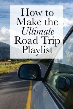I never hit the highway without an awesome road trip playlist. Add a little fun by creating a playlist called the History of Me. Here's how.