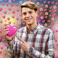 """You really stole my heart"" ❤️ Aljhandra Sanchez Montero Jason Norman, Henry Danger Jace Norman, Norman Love, Henry Danger Nickelodeon, Nickelodeon Shows, Jace Norman Snapchat, Heart Meme, Love Henry, School Of Rock"