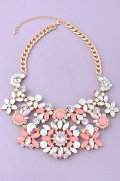 Spring Embrace Necklace | UOIonline.com: Women's Clothing Boutique