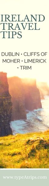 Ireland Travel Guide Now Available — Type A Trips