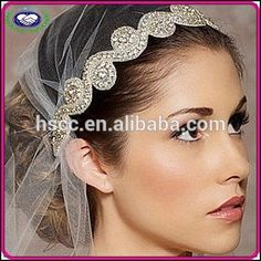 New arrival European bridal wedding headpiece marriage photography props bridal hair accessories for sale #Bridal Jewelry, #Photography