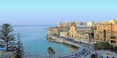 Balluta Bay #Malta #Travel