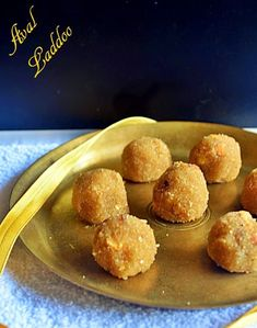Aval laddu recipe is a quick Indian sweet that you can make easily during this festival season. With few simple ingredients and 15 minutes you will have this poha laddu ready to serve. Indian Chicken Recipes, Goan Recipes, Indian Food Recipes, Sweet Recipes, Appetizer Recipes, Snack Recipes, Dessert Recipes, Cooking Recipes, Dessert Ideas