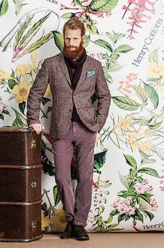 men's fashion & style - Henry Cottons Autumn/Winter 2015