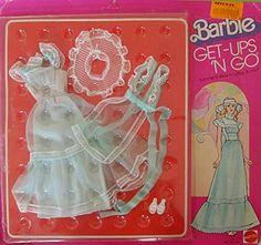 Outfit Barbie 74 76 Vintage Barbie Clothes, Doll Clothes, Vintage Outfits, Vintage Fashion, Junior Fashion, Indian Prints, Princess Aurora, Pink Parties, Old Toys