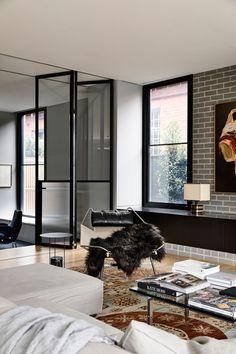 Interior Photo, Home Interior Design, Interior Architecture, Interior Decorating, Interior Designing, Brighton Houses, Melbourne House, Interiors Magazine, Open Plan Living