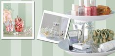 Et voilà! 5 kreative Ideen, wie ihr euer Make-up aufbewahren könnt. Jetzt auf gofeminin.de