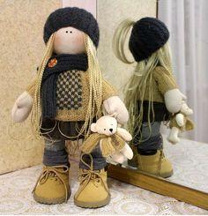 Gallery.ru / Foto # 31 - A minha primeira boneca. Feito sob copyright by Tatiana K - novilar