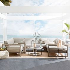 Build Your Own Portside Sectional - Weathered Gray : west elm jardine sectional - Sectionals, Sofas & Couches
