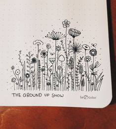 Blumen blumen tattooprojectdraw tattooprojectinspiration tattooprojectdesig is part of Bullet journal doodles - Bullet Journal Aesthetic, Bullet Journal Art, Bullet Journal Ideas Pages, Bullet Journal Inspiration, Doodle Drawings, Easy Drawings, Art Du Croquis, Doodle Art Journals, Doodle Art Letters
