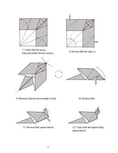 This Is How To Make A Origami Dragon