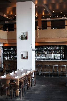 Clyde Common - amazing bar, food is great too!  *Where to Eat - Portland city guide