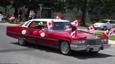 Canada Day Parade 2012 – Oromocto NB