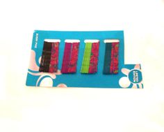 50 Colored Bobby Pins SprigTones Assorted Colors bobby pins, Bobby pins, Kirby Grips, Hair slides