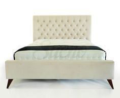 Sueno Vivienne Upholstered Fabric Bed