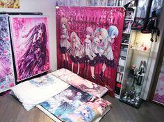 les chambres d 39 otaku japon x3 le pays de un de mes r ve. Black Bedroom Furniture Sets. Home Design Ideas