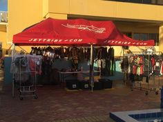 Check out the Jettribe booth at the Daytona Freeride!
