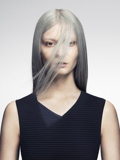 A fusion of shades taken from the permanent coloring system Davines Mask and A New Colour.
