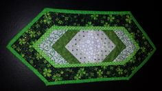 St Patricks Day Table Runner http://www.ebay.com/sch/online-thrift-shop/m.html?_nkw=&_armrs=1&_ipg=&_from=