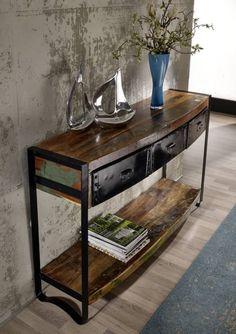 konsolentisch moustiers | wohnen vintage | pinterest, Esstisch ideennn